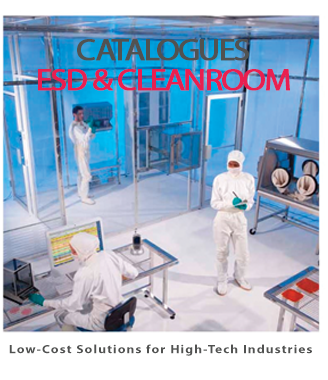 Catalogues ESD Cleanroom